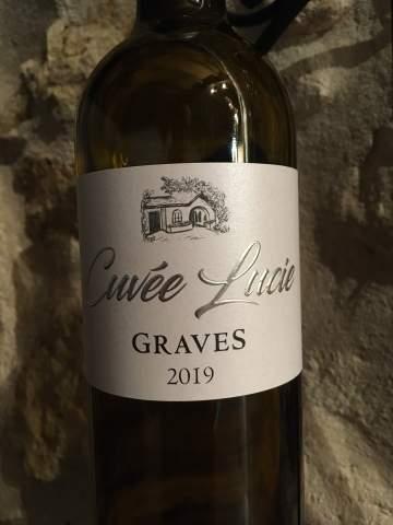 GRAVES BLANC Cuvée Lucie